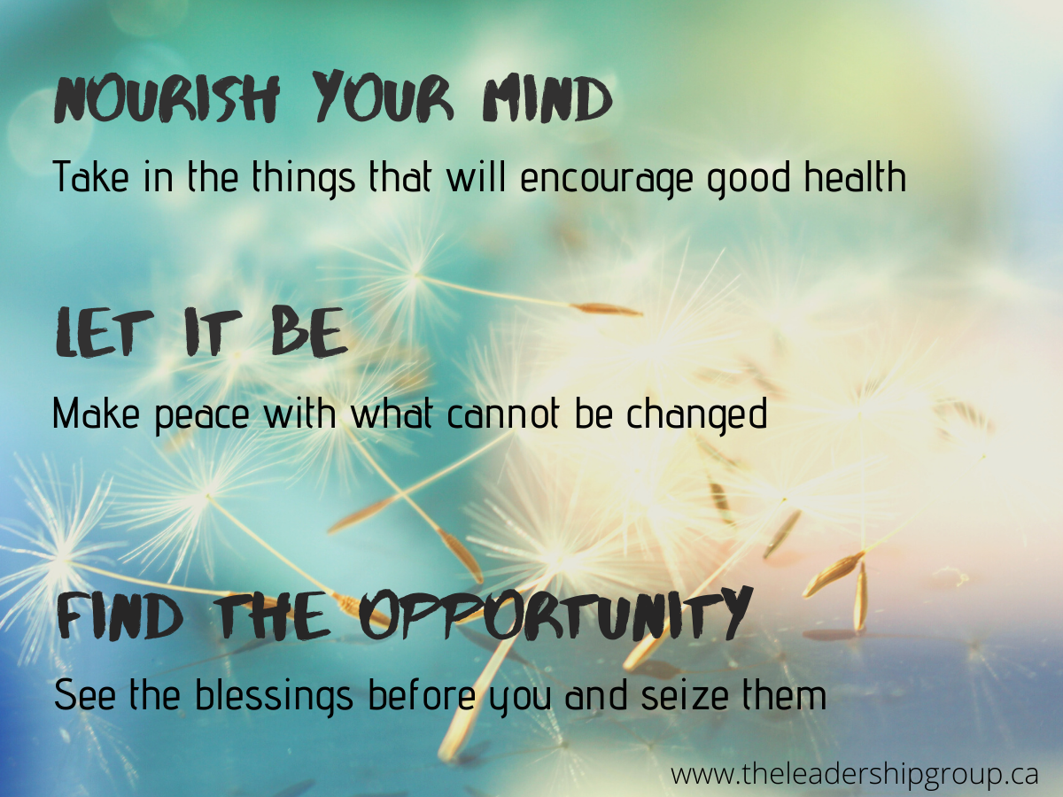 Copy of Nourish Your Mind