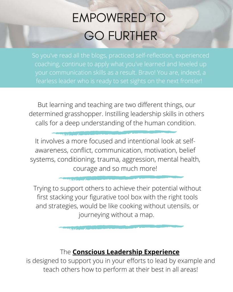 Empowered to go further